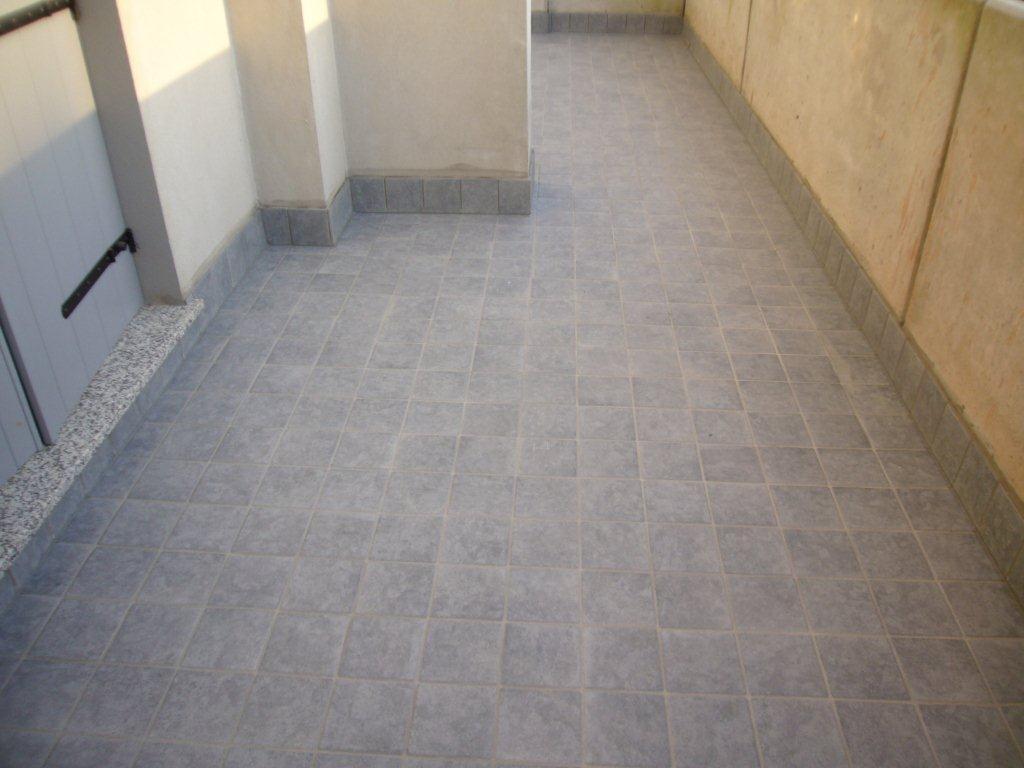 Gabbatore mattia pavimentazione su terrazze - Scarichi bagno pendenze ...