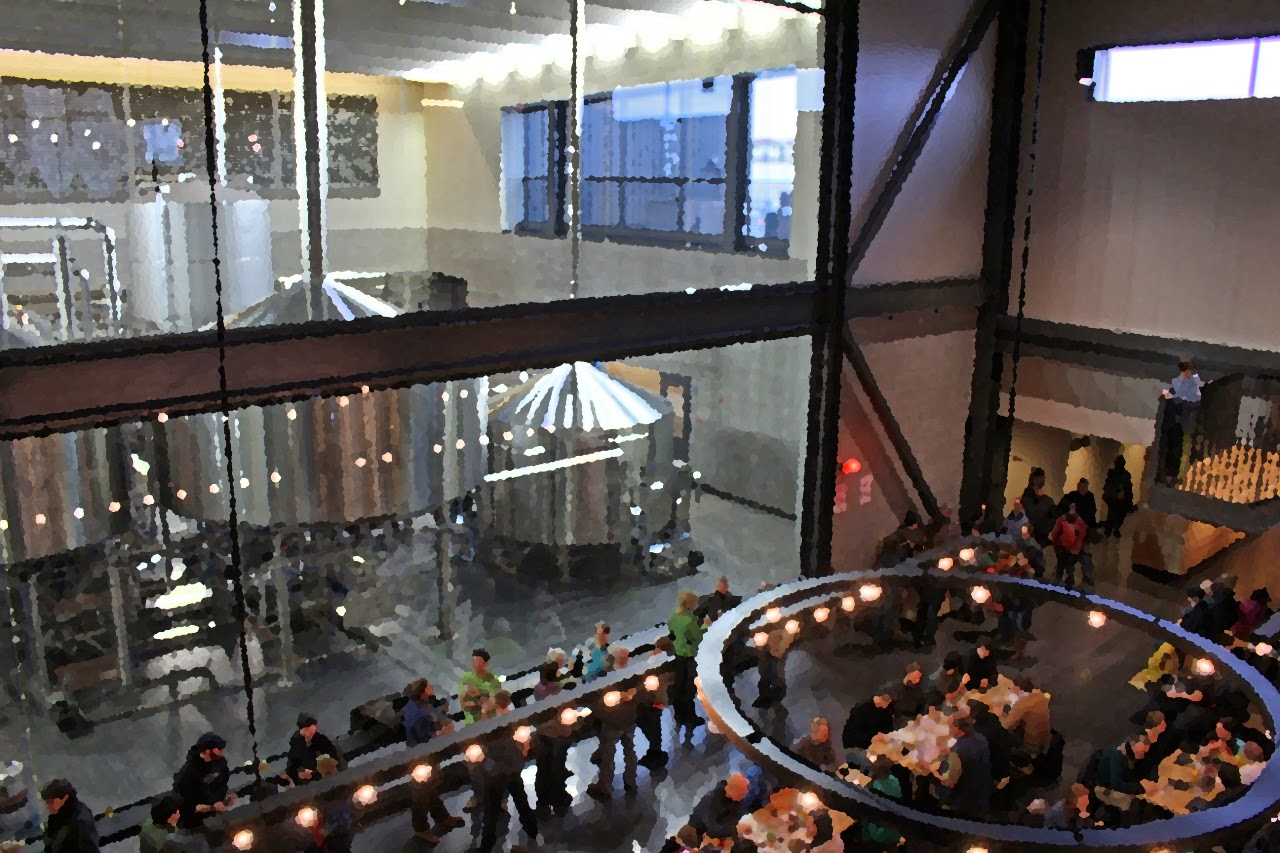 JABlog: Surly\'s New Beer Hall! Updated 2/9/15