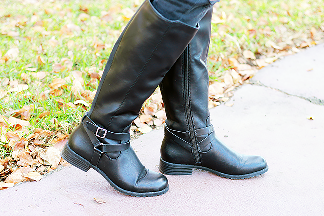 Macy's Style&Co. Brigyte Riding Boots