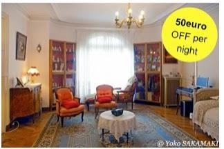 http://www.petiteparis.com.au/Gisele_%26_Frederic_308_Bed_%26_Breakfast_Accommodation_in_Paris.html