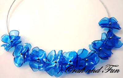 fun jewelry tutorials from plastic bottles and an