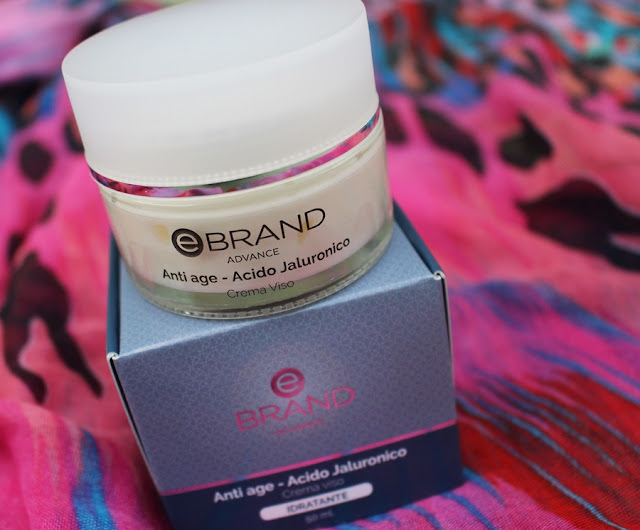 ebrand crema anti age acido ialuronico