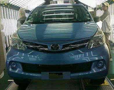 Harga Toyota All-New Avanza 2012