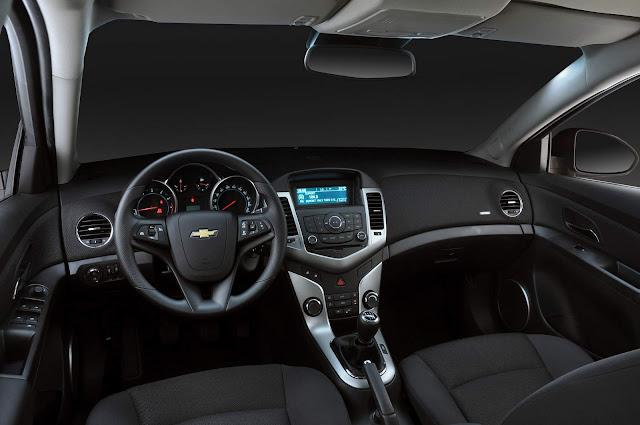 Chevrolet Cruze Sport Painel