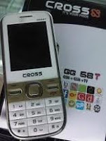 CROSS GG58T