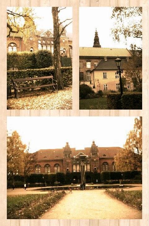 copenaghen royal library gardens