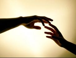 tangan perpisahan