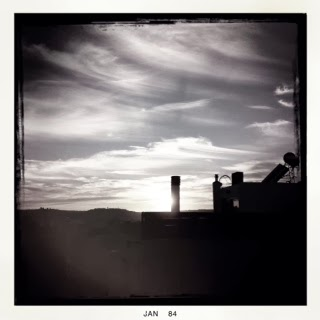 Malta, Sunset, iphone, Hipstamatic, 5C