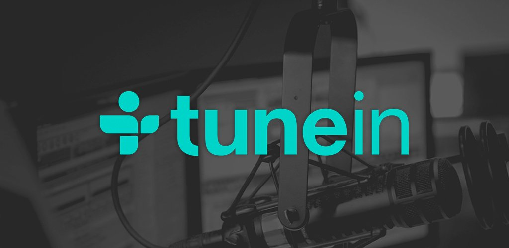 Stream Our Show Via TuneIn