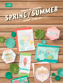 Spring Catalogue 2017