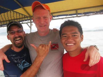 PADI IDC Decmber 2012, Khao Lak, Thailand