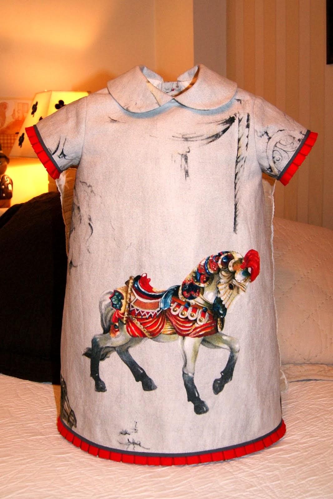 Vestido Horse