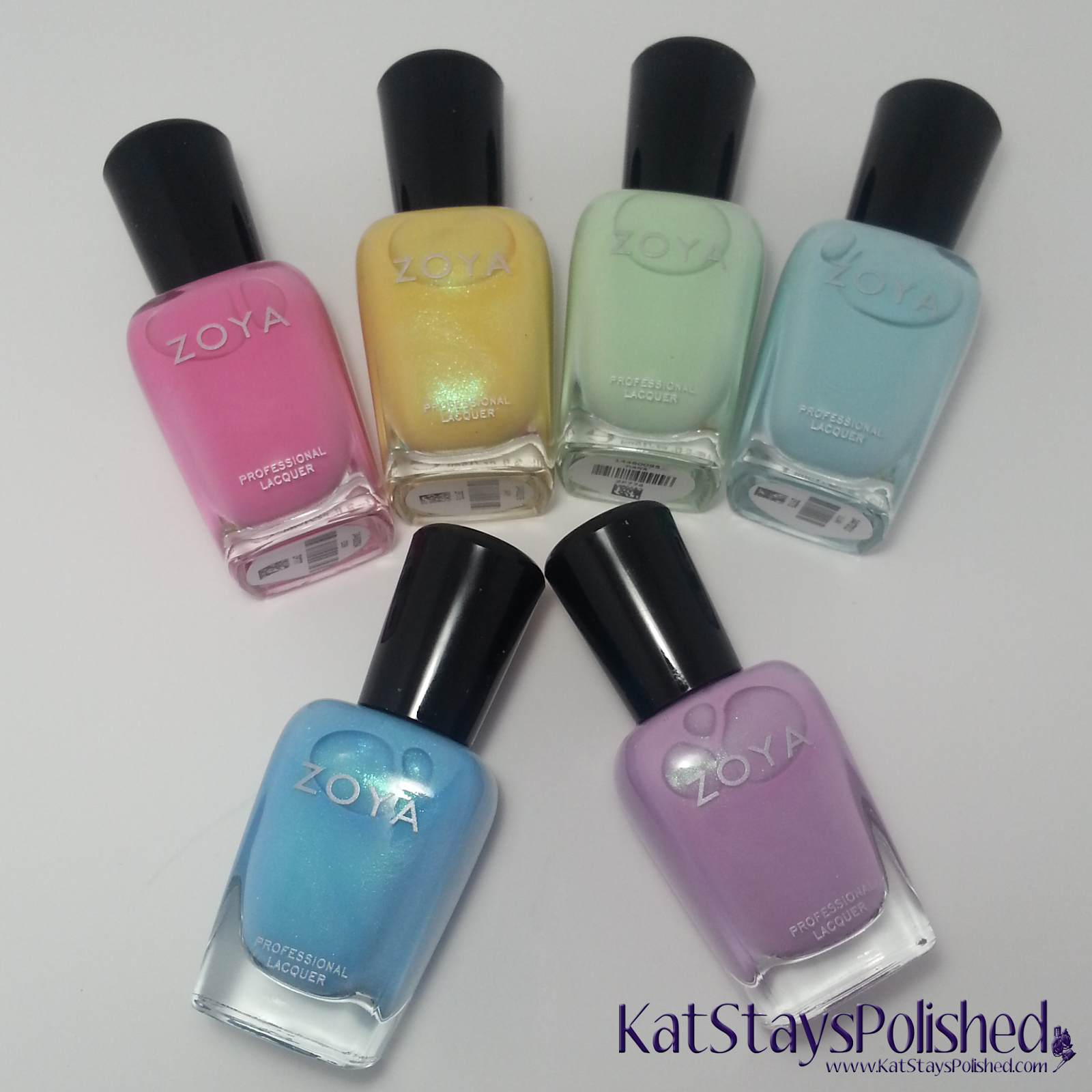 Zoya Delight | Kat Stays Polished