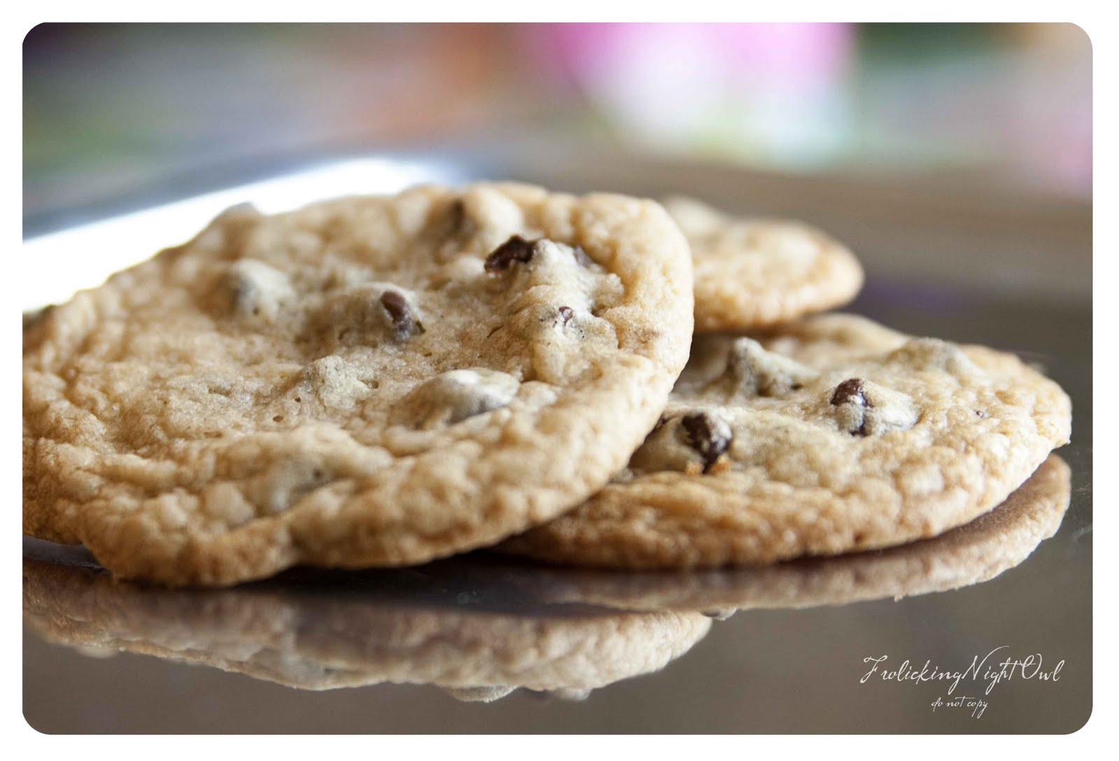 ... Night Owl: Alice Medrich's Chocolate Chip Cookies & Other Happenings