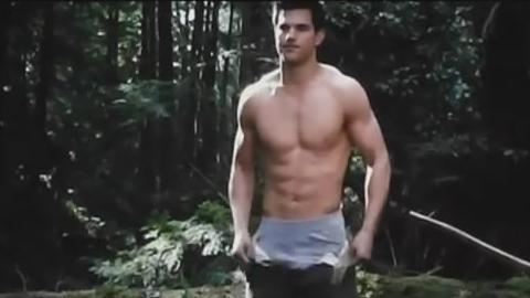 Something Jacob black with naked removed