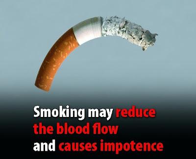merokok melemahkan tenaga batin