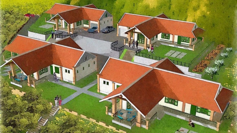 Thiết kế nhà nghỉ