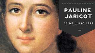 Paulina Jaricot, fue una laica que en 1822 fundó la Obra Pontificia de la Fe promotora del Domund