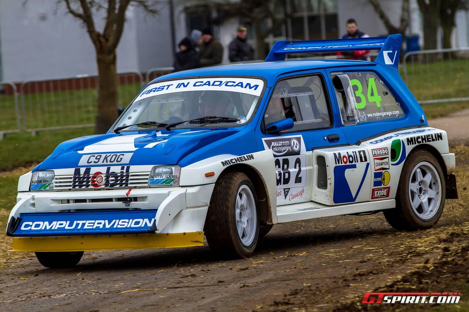 Nismo Stuff More Classic Rally Cars