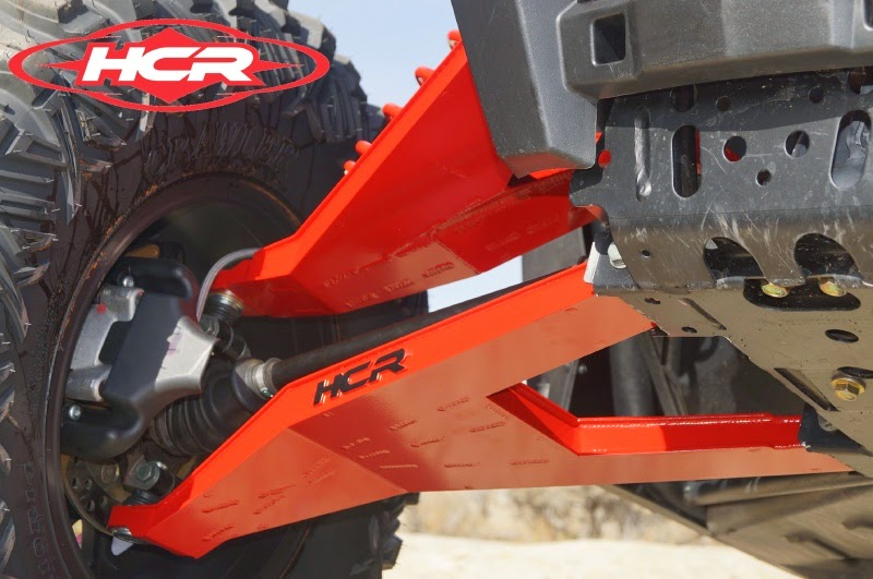 RZR S 900 A-Arm Kit