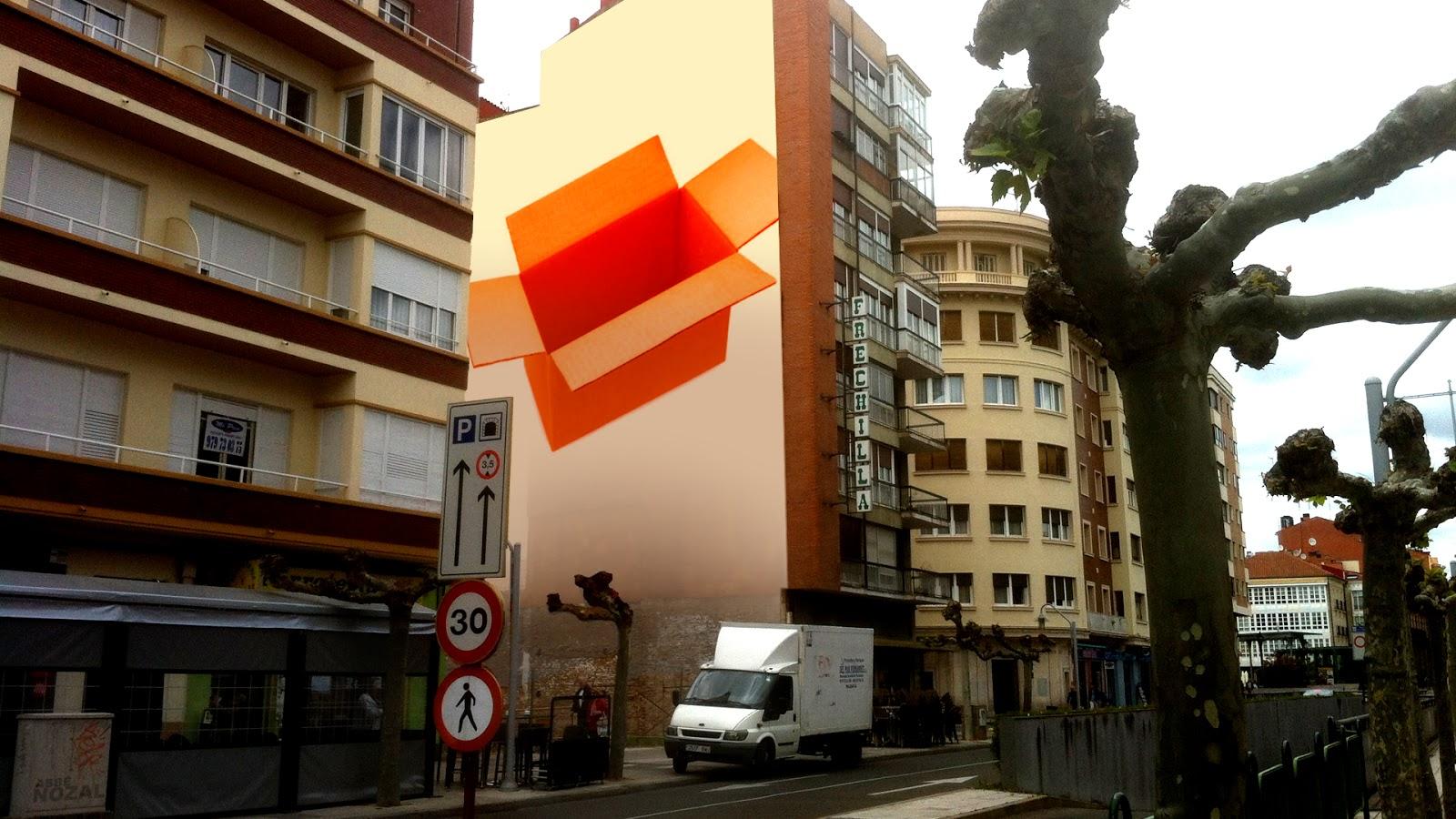 La caja vacía, 2014 Abbé Nozal