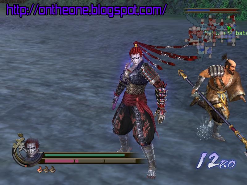 Game Samurai Warrior 2 Setting Low dan SlowMotion