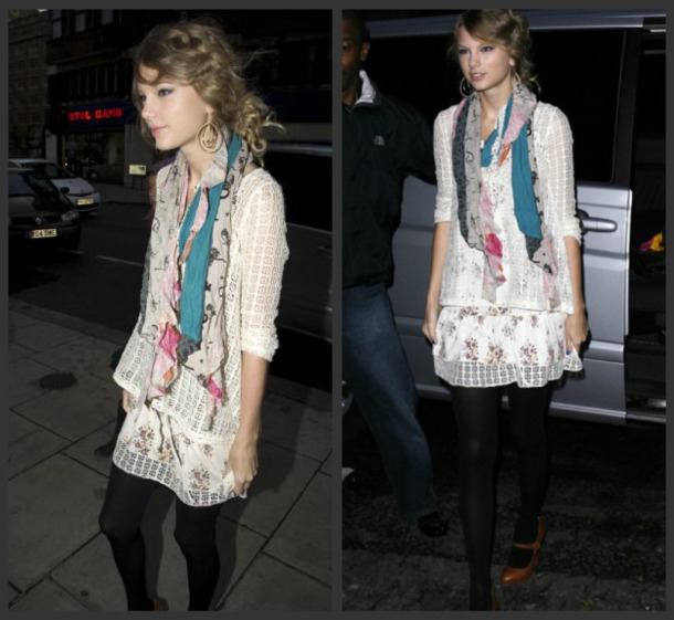 Sexy Taylor Swift Fashion Styles