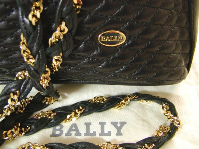 Vintage Bag Watchlist: Bally - quilted lambskin : bally quilted bag - Adamdwight.com