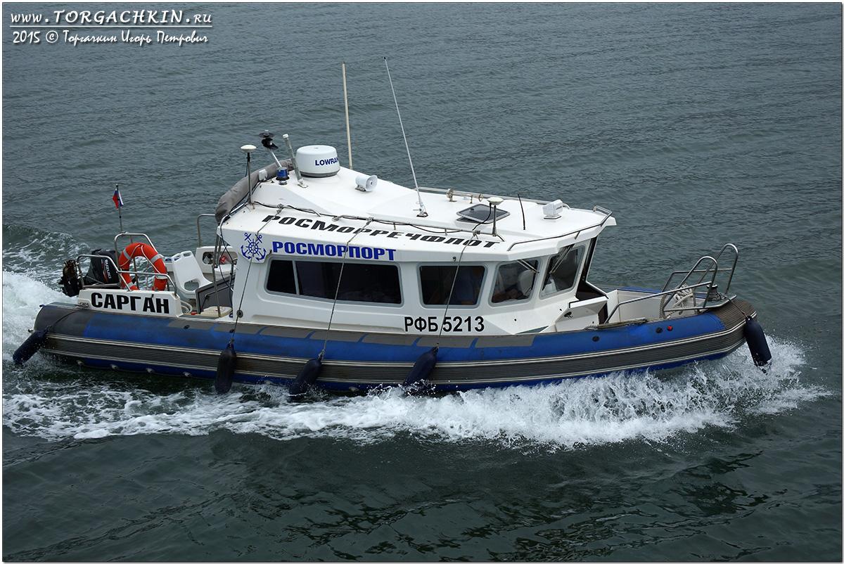 лодка саргана