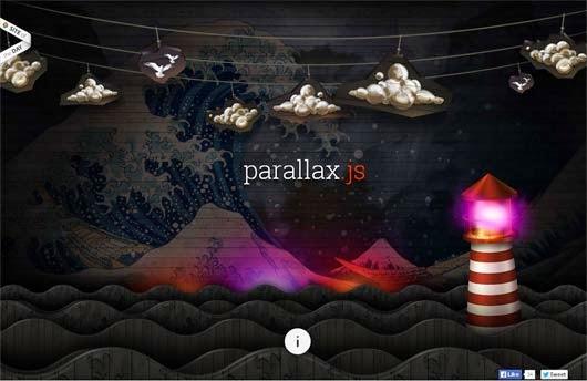 Free jQuery Parallax Plugins