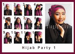 Atya Hijab's Style