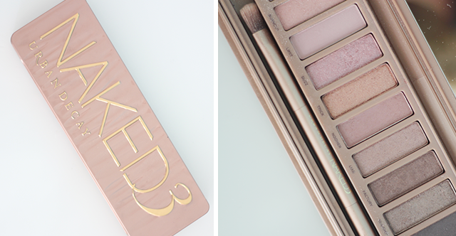 pay day pick - urban decay naked 3 palette