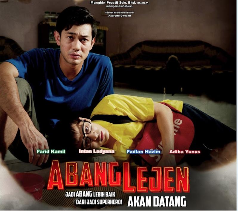 16 APRIL 2015 - ABANG LEJEN