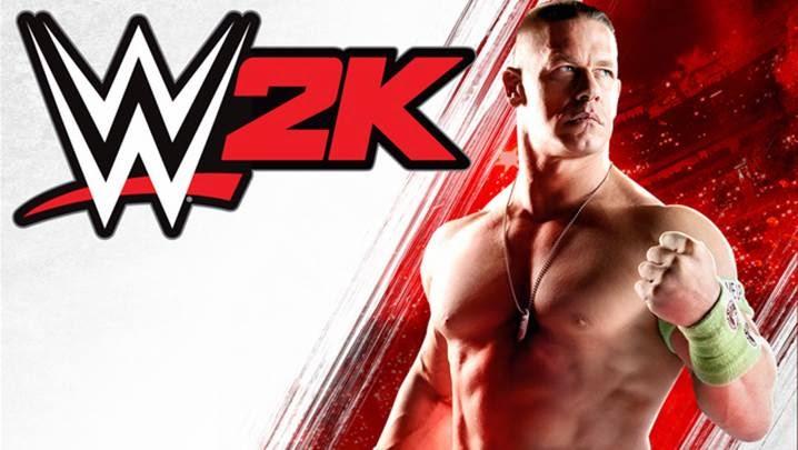WWE 2K v1.0 [Link Direto]