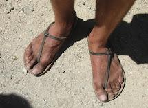 Tarahumara Huarache Running Sandals