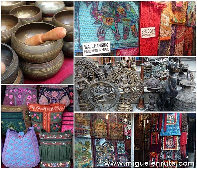 Artesanía-Thamel-Katmandu