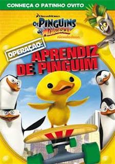 Baixar Os Pinguins de Madagascar – Operação: Aprendiz de Pinguim Download Grátis