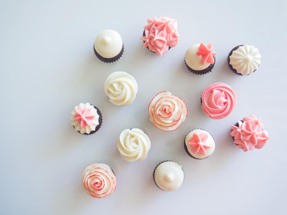Red Wine Velvet Cupcakes