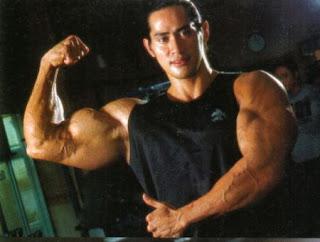 Ade Rai,a Bodybuilding Indonesia