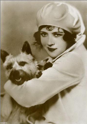 vintage portrait marie prevost