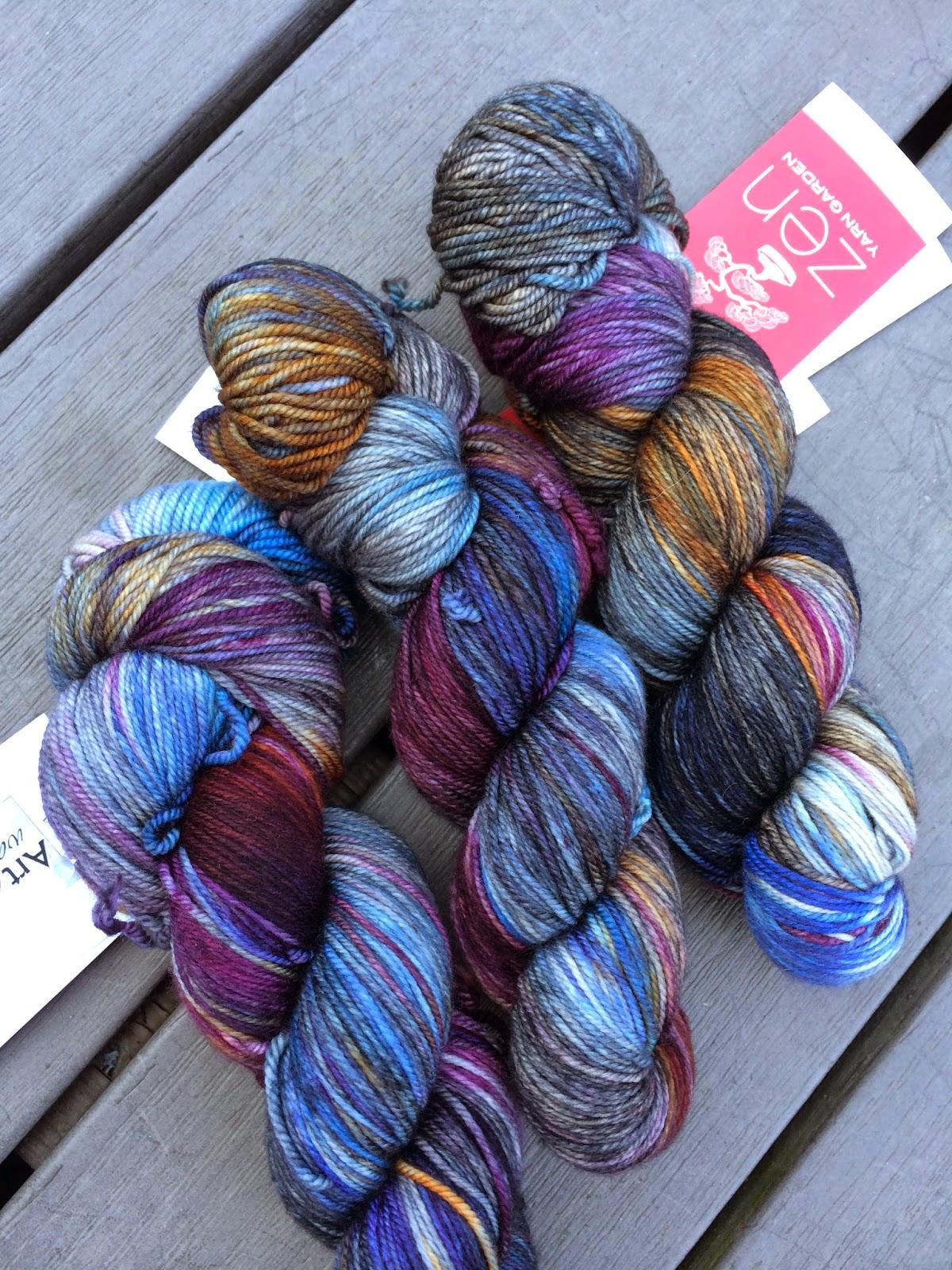 Knitting Yrn K2tog : A really good yarn vacation knitting