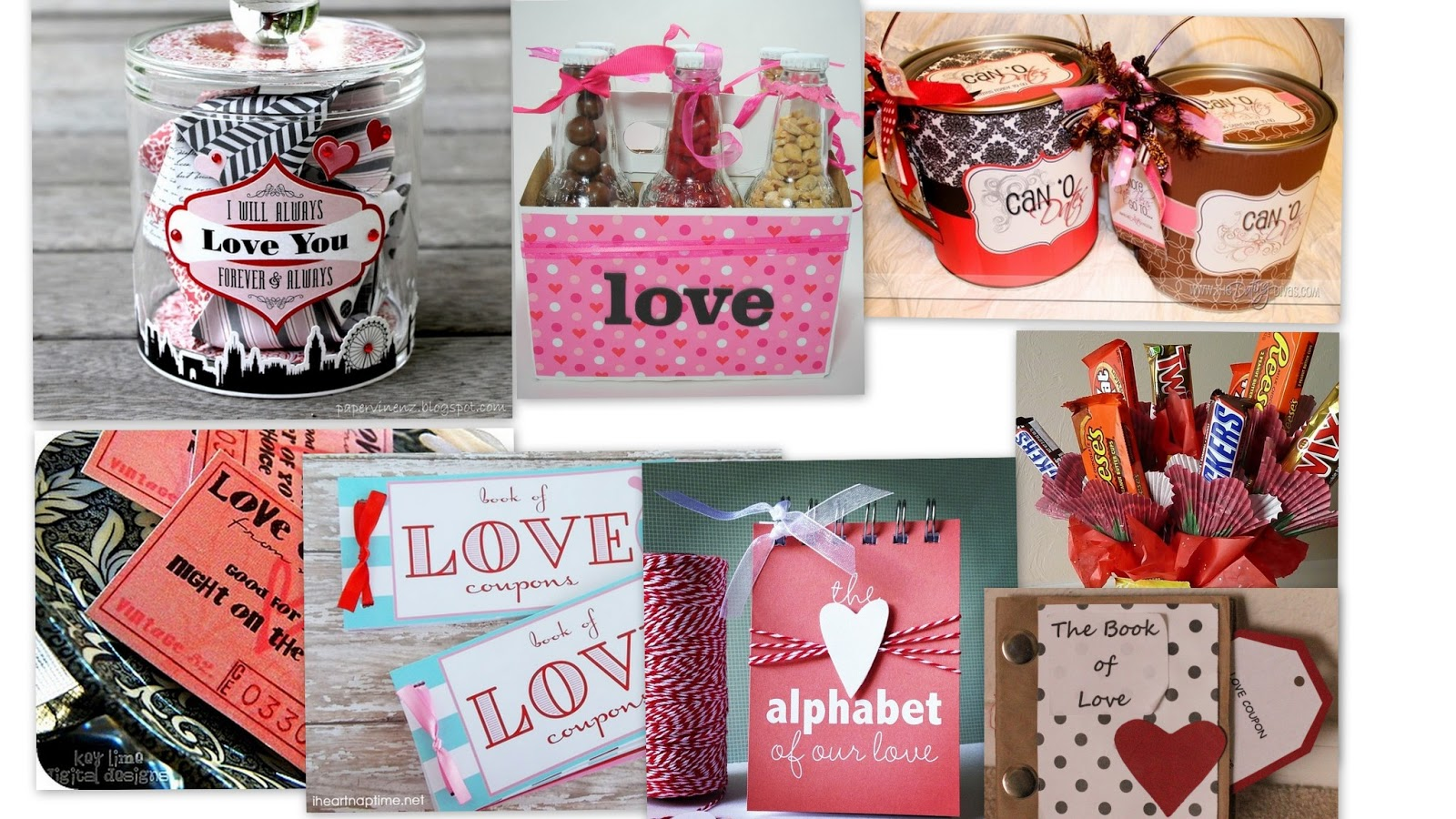Easy LastMinute DIY Valentines Gifts Homemade Christmas Gifts For Mom  Pinterest
