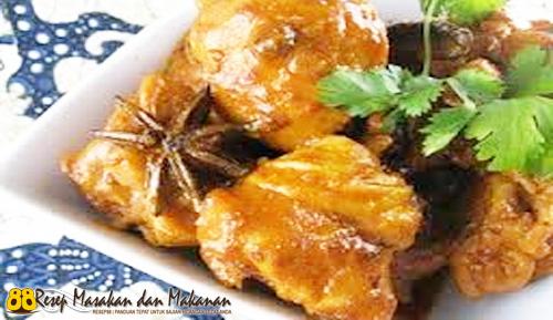 Ayam Bumbu Asam