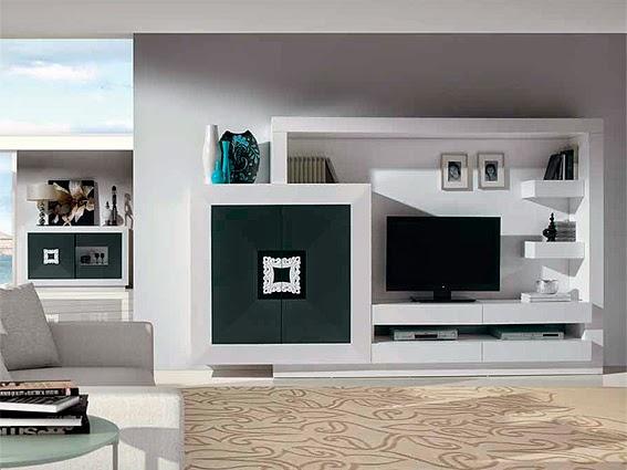 Tienda muebles modernos muebles de salon modernos salones for Catalogo muebles salon