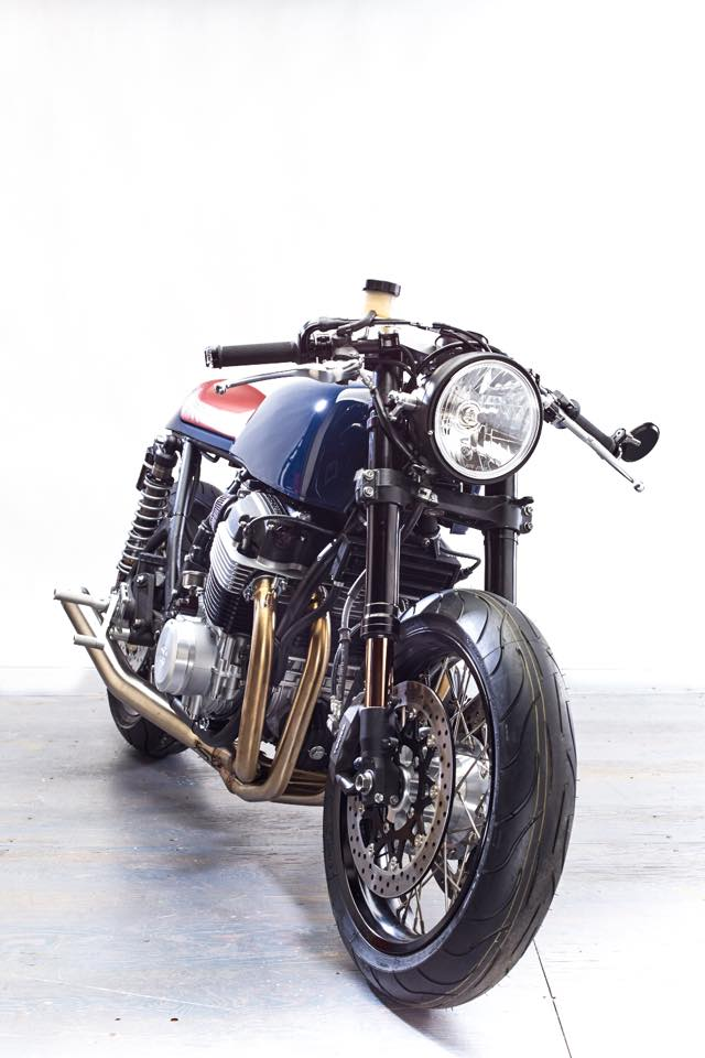 Honda CB 750 custom by Corpses from Hell | Bike EXIF