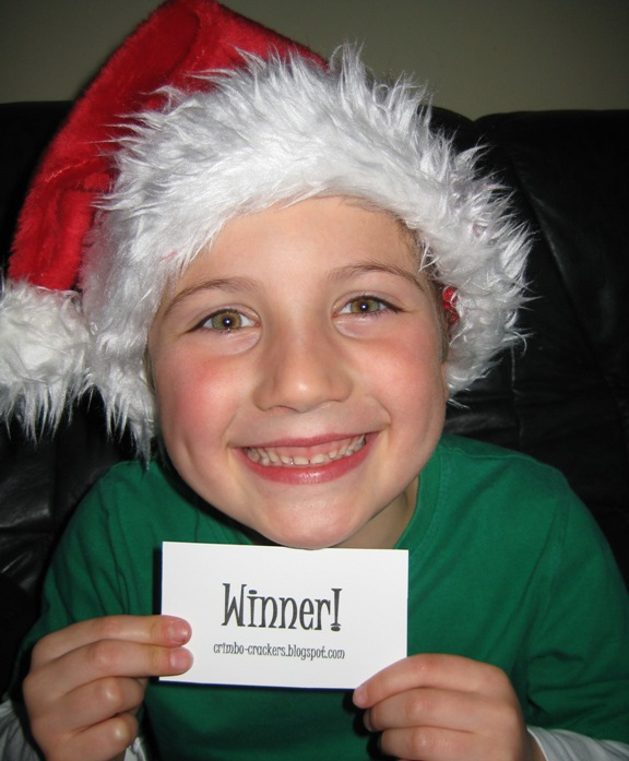 Winner at Crimbo Crackers