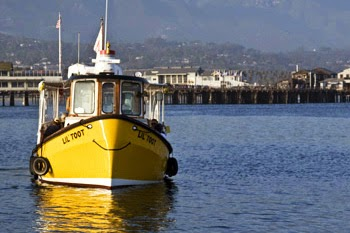 Destination Nautical: Santa Barbara lil toot