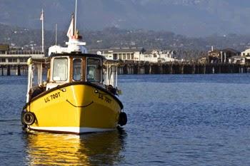 Destination Nautical: Santa Barbara lil toot