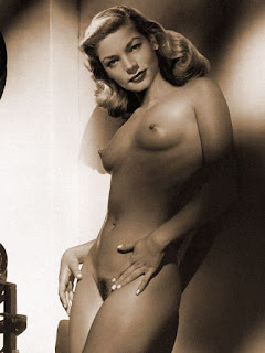 Old Actress Lauren Bacall Naked Body