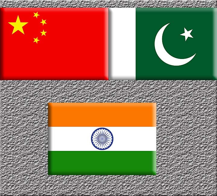 India-China-Pakistan